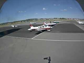 Webcam Aéroport du Touquet Côte d'Opale