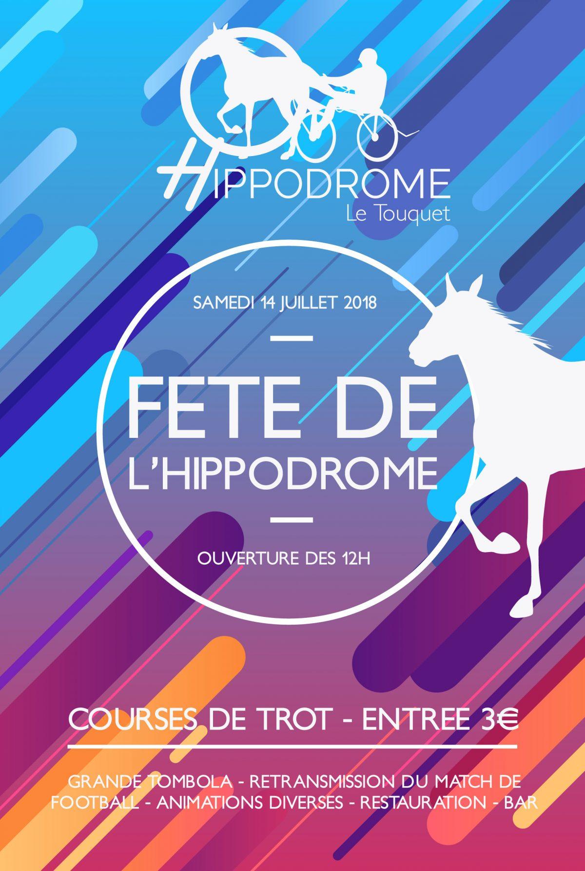 Fête de l'hippodrome du Touquet